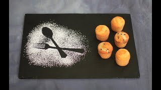 Plating Skills-How To Plating Cake Or Dessert Like A Restaurant-Style
