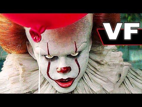 ÇА Bande Annonce Finale VF (Film 2017) Clown Flippant !