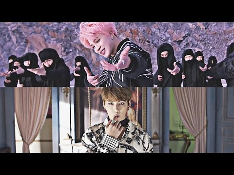 BTS - 'Not Today X Blood Sweat & Tears' MASHUP