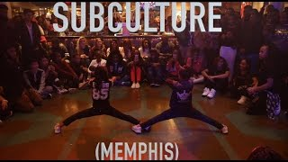 Subculture Royalty Girls (Memphis Jookin