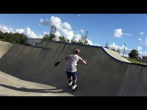 PROCKO Skatepark Branford, FL 10-20-18