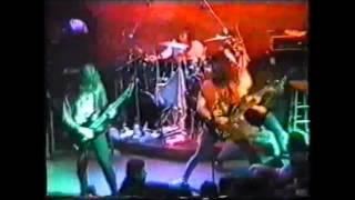 Blind Guardian - Journey through the Dark live in Thessaloniki, Greece 9/12/1995