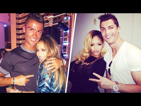 10 celebrity Cristiano Ronaldo fans | Oh My Goal