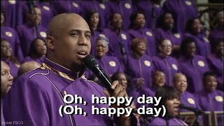 Oh Happy Day Edwin Hawkins – Anthony Brown w/ FBCG Combined Choir