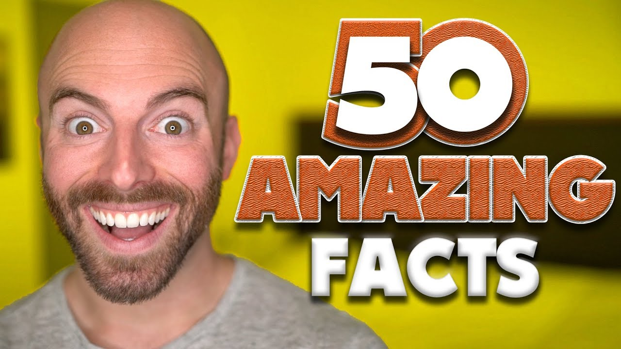 50 AMAZING Facts to Blow Your Mind! #109 thumbnail
