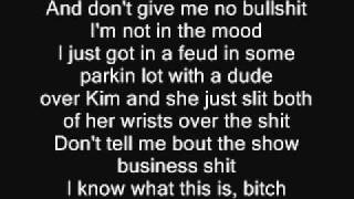 Eminem Ft. Xibit - Don't Approach Me [Lyrics]
