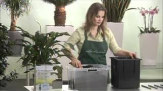 LECHUZA: Exklusive Pflanzgefäße für ein blühendes Grün