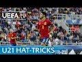 Asensio y otros héroes del hat-trick U21