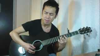 Rainsong Shorty SG Carbon Fibre Guitar Review in Singapore