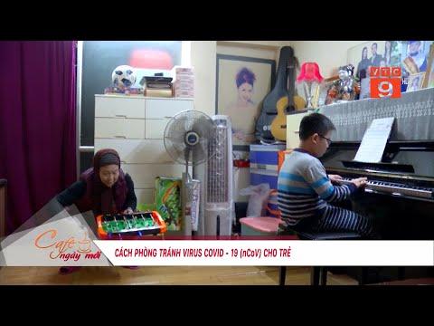 Cách phòng tránh Covid-19 cho trẻ tại nhà