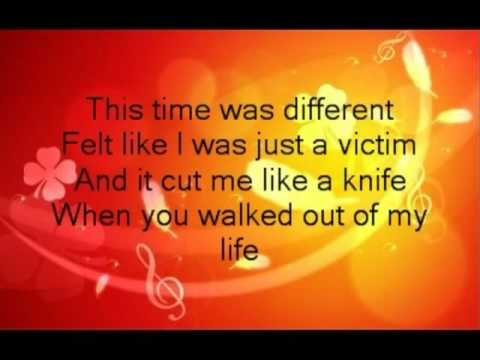 Rihanna - Cry (Karaoke/Instrumental)