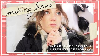 this reno is costing more than I expected... | Making Home | EP2 Basement Reno