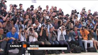 Мадс Миккельсен, Cannes 2014 THE SALVATION Photocall