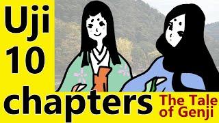 Uji Jujo from The Tale of Genji summary