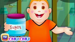 """Johny Johny Yes Papa"" nursery rhyme for children!  ""Johny Johny Yes Papa"" Lyrics:  Johny Johny Yes Papa, Eating sugar? No Papa Telling lies? No Papa Open your mouth  Ha! Ha! Ha!  Facebook - https://www.facebook.com/chuchutv Twitter - https://twitter.com/TheChuChuTV Google+ - https://plus.google.com/u/0/112211188590597855240/posts  =============================================== Video: Copyright 2017 ChuChu TV® Studios Music and Lyrics: Copyright 2017 ChuChu TV® Studios ChuChu TV ®, Cutians ®, all the characters and logos  used are the registered trademarks of ChuChu TV Studios ==============================================="