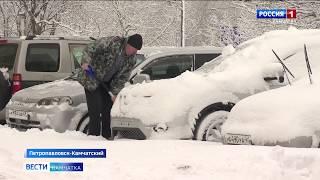 Итоги очередного циклона || Вести-Камчатка