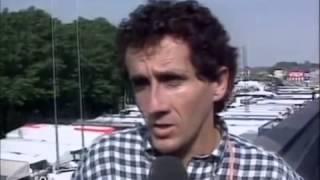 Reação De Pilotos Após A Morte De Ayrton Senna 1994
