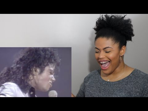 Michael Jackson - Another Part of Me (Official Video) // REACTION!!!