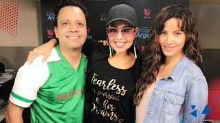 Thalía confesó como decidió colaborar junto a Natti Natasha en 'No me acuerdo'