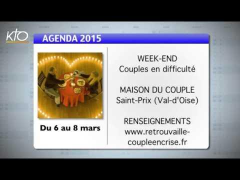 Agenda du 6 février 2015