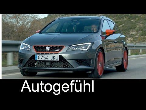 Seat Leon Cupra 290 (+ 10 hp) ST 5-door SC 3-door Exterior/Interior - Autogefühl
