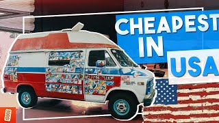 We bought an ICE CREAM TRUCK and We're going to Fix it Up! *SURPRISING EVERYONE!*