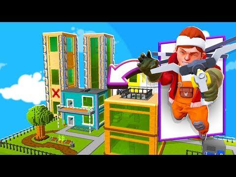 Scrap Mechanic - The Tree House Challenge (Hide And Seek)   JeromeACE