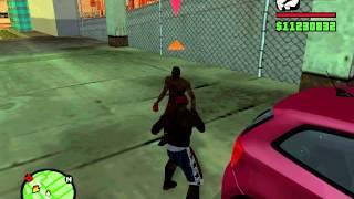 GTA SA Fight Club Mission