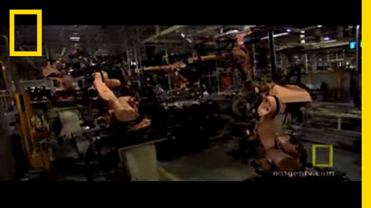 Robots Take Over | National Geographic thumbnail