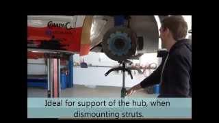 Трансмиссионная стойка Torin TEL 05001 от компании Karcher и Nilfisk Alto - видео