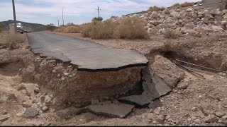 GAO: Flooding at Fort Irwin