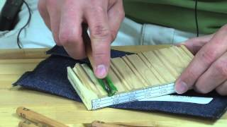 How To Use The Dockyard Micro Tool Strop How To Sharpen Micro Tools
