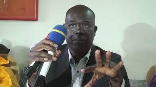 Thies Les Jeunes De L'UDS Ripostent  Pour Leur Leader Idrissa Seck