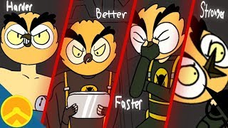 VanossGaming (Team 6) | Harder, Better, Faster, Stronger | Daft Punk | EmZiteOfficial