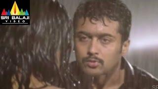 Nuvvu Nenu Prema Movie Surya and Jyothika Scene | Suriya, Jyothika, Bhoomika | Sri Balaji Video