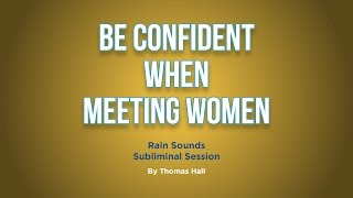 DEVELOP MASCULINE CONFIDENCE   Attract Women Hypnosis   Powerful