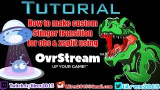 FREE OBS Transition template | After Effect | Seangraphicx