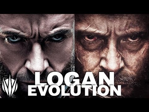 WOLVERINE EVOLUTION (FULL) 1974 - 2017 | LOGAN