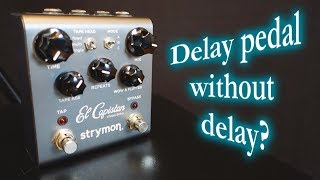 Is It Possible To Play Your Delay Pedal Effects Without The Delay?  [Pedalboard Tips #36]