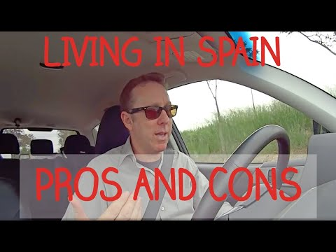 Video Living in Spain: pros and cons