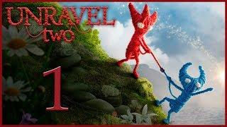 Unravel 2 - Кооператив - Foreing shore [#1] | PC