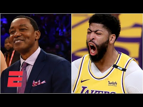 Isiah Thomas on injuries in the NBA, Anthony Davis, Steph Curry & the 1988 NBA Finals   #Greeny