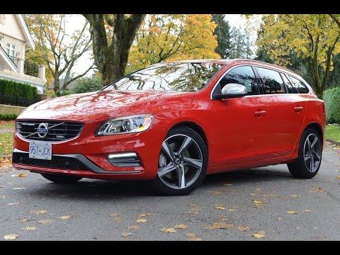 Review : 2015 Volvo V60