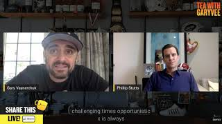 Phillip talks with GaryVee | Tea with GaryVee