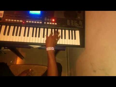 How to play Nigerian highlife all of my help by Sunshine singers