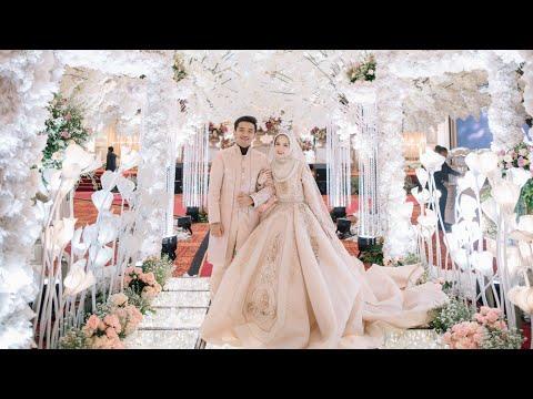 Resepsi Dream Wedding Ixora & Meira - Behind The Scene