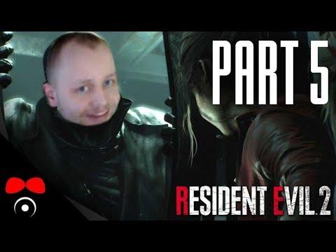 PAN X PŘICHÁZÍ! | Resident Evil 2 #5