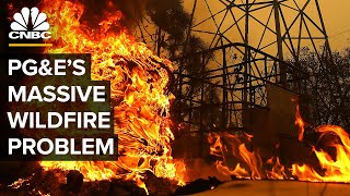 Can PG&E Stop Causing So Many Fires In California?