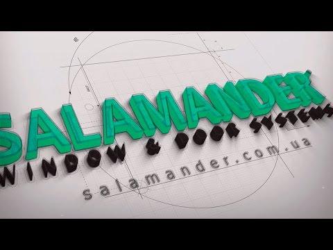 Salamander - эксклюзивное остекление коттеджа в Одессе