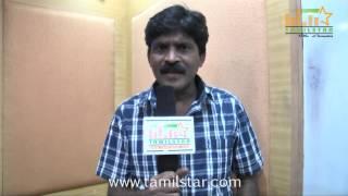 Lyricist Annamalai at Pongadi Neengalum Unga Kadhalum Team Interview